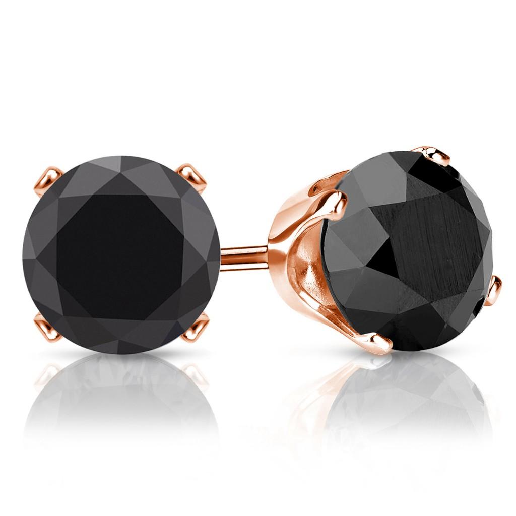 Carat Total Weight Diamond Earrings