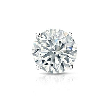 Men's Single Diamond Stud