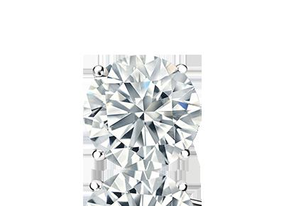 Mens Single Diamond Stud