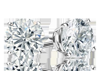 Mens Diamond Studs <span></span>