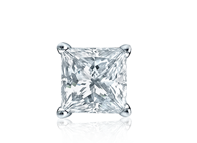 Princess Single <span>Diamond Stud</span>