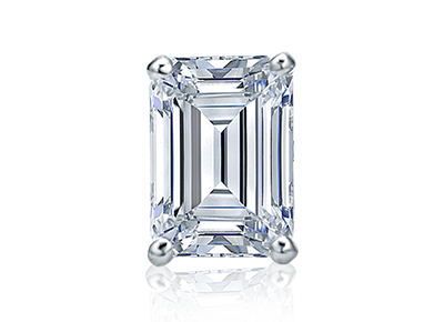 Emerald Single <span>Diamond Stud</span>