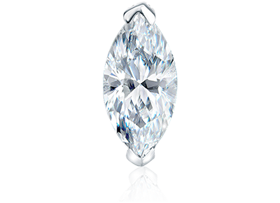 Marquise Single <span>Diamond Stud</span>