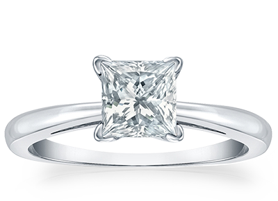 Princess Diamond <span>Rings</span>
