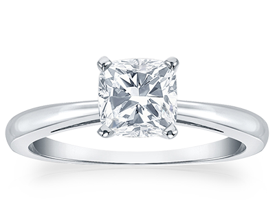 Cushion Diamond <span>Rings</span>