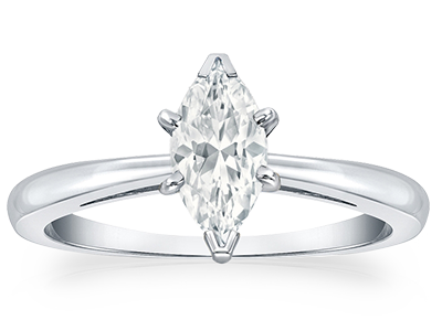 Marquise Diamond <span>Rings</span>