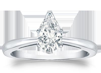 Pear Diamond <span>Rings</span>