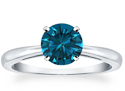 Blue Diamond <span>Rings</span>