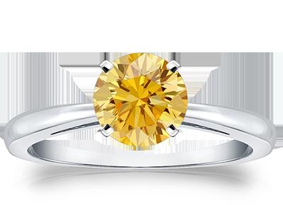 Yellow Diamond <span>Rings</span>