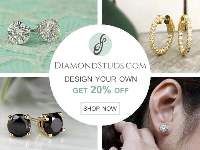 ac6cdf342 Diamond Studs, Diamond Stud Earrings at DiamondStuds.com