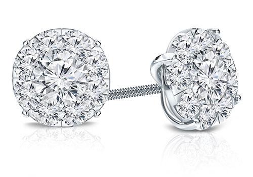 BLING IN CLUSTER DIAMOND