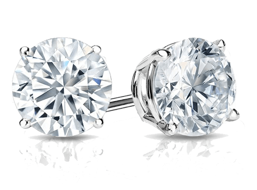 Gia Egl Usa Certified Diamond Studs