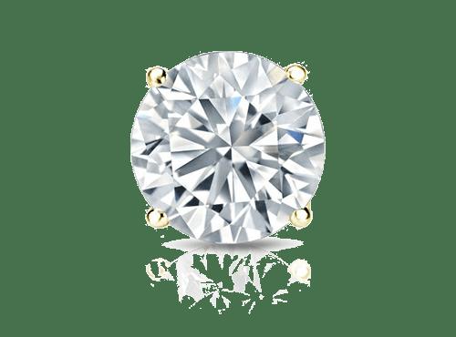 GIA & EGL USA Certified Single Diamond Studs