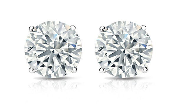 Men S Diamond Stud Earrings