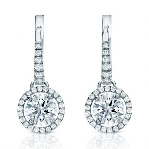 Why We Love Dangle Diamond Earrings (And You Should, Too!)