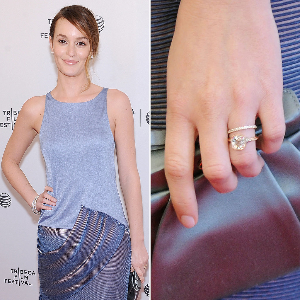 Top 6 Most Glamorous Celebrity Engagement Rings ...