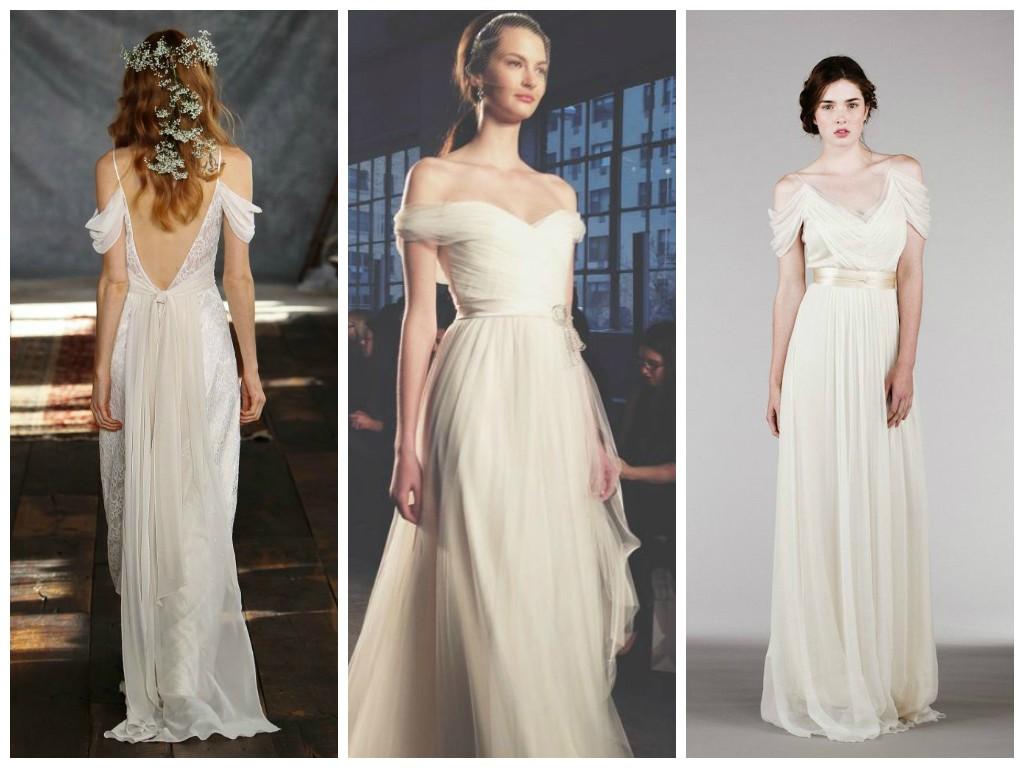 Off-the-Shoulder-Wedding-Dress