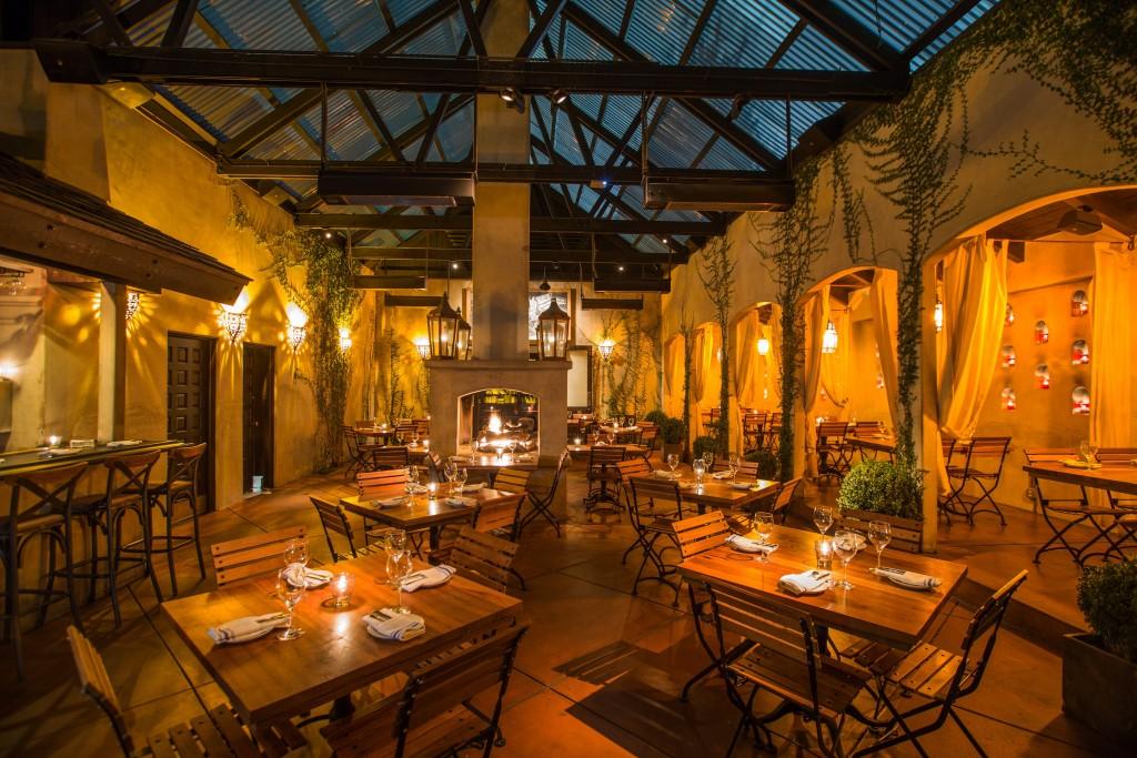 Best Romantic Restaurants In Venice Ca