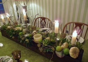 Easy and Stylish Thanksgiving Decoration Ideas