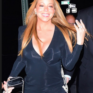Taking a Closer Look at Mariah Carey's Stunning Engagement Ring