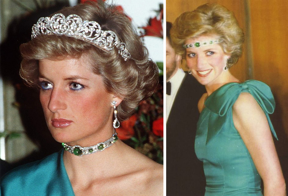 Get Kate Middleton S Bafta 2018 Emerald Jewels Diamondstuds News