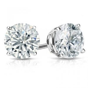 Diamond Studs for Everyday Wear