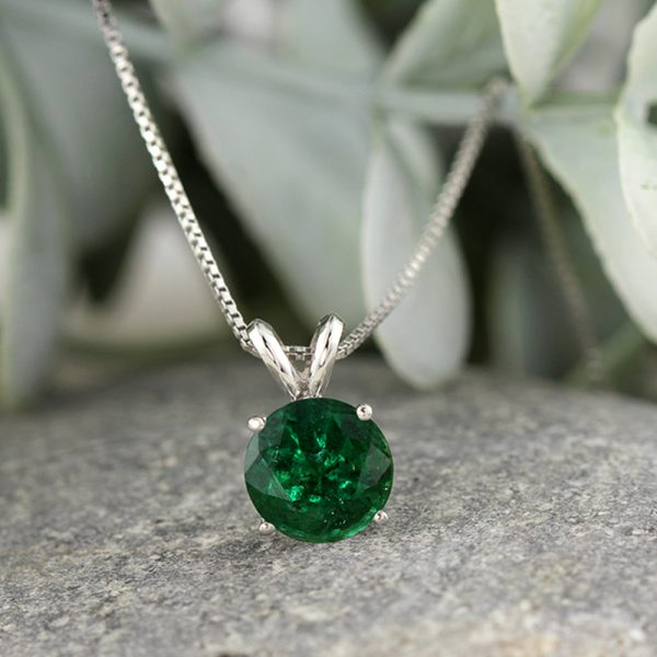 Emerald Jewelry Inspired by the May Birthstone