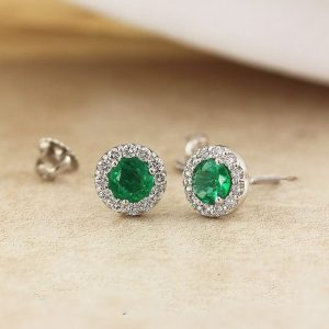 Most Popular Gemstones in Bridal Earrings and Jewelry