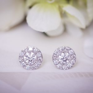 What Are Halo Diamond Stud Earrings and Why Do They Dazzle?