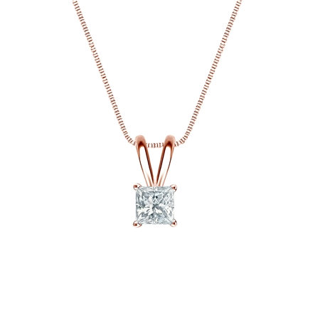 color in i platinum stone cut better princess clarity four h pendant si necklace diamond and