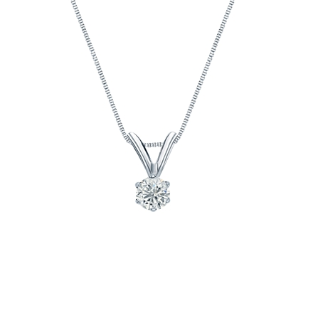 wa yellow solitaire diamond necklace gold white pendant necklaces